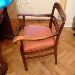 Sessel, gerettet aus dem Mühl