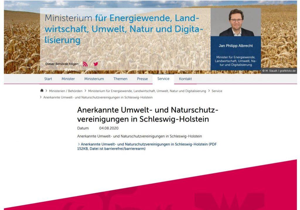 Screenshot_Umwelt_Ministerium