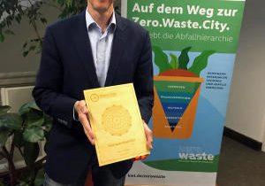 Hans Sauer Award für LH Kiel